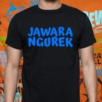 Kaos baju MANCING BELUT JAWARA NGUREK