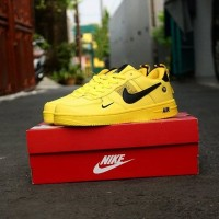 Nike Air Force One Untility Yellow - Kuning, 41