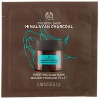 The Body Shop Himalayan Charcoal Purifying Glow Mask - 5ml (Sachet)