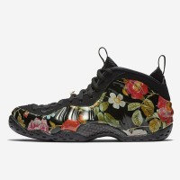 Sepatu Basket Nike Air Foamposite One Floral Original 314996-012