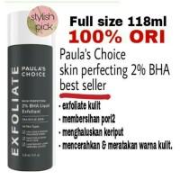 118 ml Paula's Paula choice skin perfecting 2% BHA liquid exfoliant