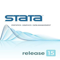 STATA 15 SE WINDOWS 32 / 64 BIT LICENSE ORIGINAL update to March 2019