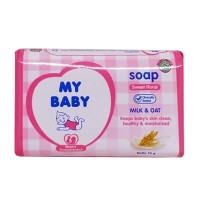 MY BABY SOAP S FLORAL 75GR