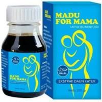 madu For mama Ekstrak Daun katuk untuk ibu menyusui