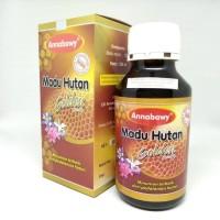 Madu Hutan annabawy 550ml - madu golden quality
