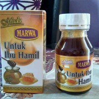 Madu Marwa Ibu Hamil 350 gram