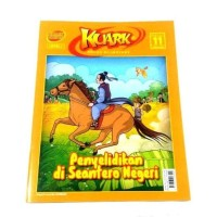 Best Komik Sains Kuark Level 1 edisi 11 tahun XIII . IPA KTSP Soal