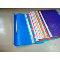 MAP Folio Plastik Snelhecter Business File - DataPlus