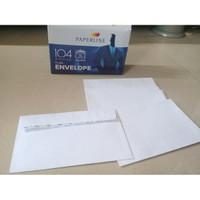 Amplop Buklet 104pps Putih 95x152mm 80gsm 100 lbr - Paperline