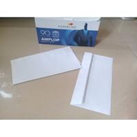 Amplop Besar Buklet 90pps Putih 110x230mm 80gsm 100 lbr - Paperline