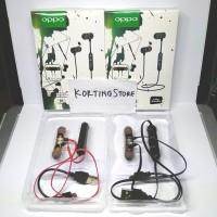Headset Bluetooth OPPO Magnetic Sport HF Handsfree Earphone Magnet