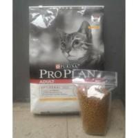 Proplan Pro plan Adult Dewasa Chicken Salmon 1Kg 1 Kg REPACK