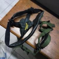 dalaman hlem tempur asli pembagian TNI tali helm jatah TNI helm tempur