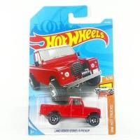 Hot Wheels Merah 2019 Land Rover Pickup Datsun 510 Bone Shaker Ford Ma