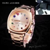 Jam Tangan Wanita Merk Marc Jacobs Original ( 35 cm ) Type : 3549 T1
