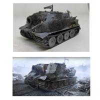 1/72 Battlefield V style Sturmtiger