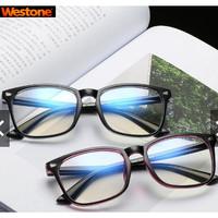 Kacamata Anti Radiasi Kaca Mata Wanita Pria Optik Dengan Fashion Sungl