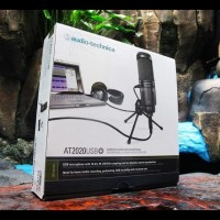 Best Pirice!!! Audio Technica At2020 Usb+ Berkualitas