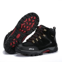 Sepatu Gunung-Hiking-Outdoor & Olahraga SNTA 469 Black - Size 45