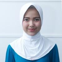 Zoya Hijab Kerudung Instan - Bergo Office Warna Putih