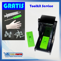 Toolkit Penyedot Tinta Cartridge 40 & 41 ( alat, catrid, catridge )