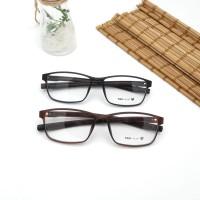 kacamata frame pria tagheuer 8054 size 56-16-142 paket lensa crmc -