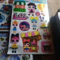 Wall Stiker Karakter