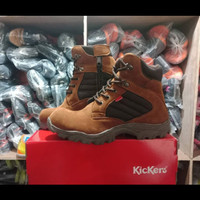 Sepatu Boots Kickers Delta for Man