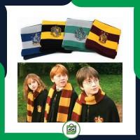 Syal Lambang Asrama Sekolah Sihir Hogwarts Harry Potter