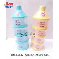 808 - Little Baby Milk Powder Container simpan susu bubuk snack 808 - Tosca