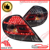 STOP LAMP - BENZ R171 SLK 2004-2008 - LED - ALL SMOKE - EAGLEEYES