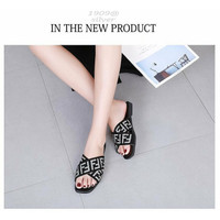 New Arrival... Sandals FENDI Fashion Korea Shoes FLS-1909@