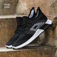 New Arrival... MEN Sneakers Fashion Korea Shoes FLS-FA1@