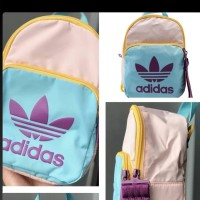 adidas mini backpack bubble gum