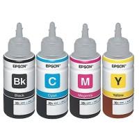 Epson Tinta Botol Set Original T6641 - T6644