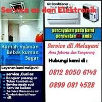 Service ac -Kulkas -Mesin cuci Jakarta selatan