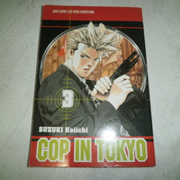 Komik Cop in Tokyo 3 - kolpri2 ORI
