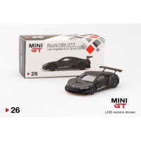 MiniGT 1/64 Honda Acura NSX GT3 Los Angeles Auto Show 2017