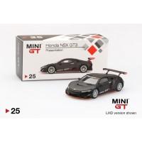 MiniGT 1/64 Honda Acura NSX GT3 Presentation