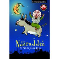 Komik Nasruddin Si Pandir yang Bijak