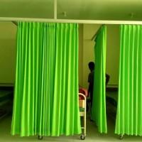 Jual gorden rumah sakit Gorden anti darah/bakteri untuk Rumah
