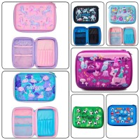Smiggle Hard Top Pencil Case Organizer - Kotak Pensil Smiggle
