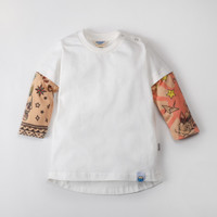 HELLO MICI Kaos Bayi T-Shirt Hotshot