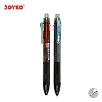 Ball Pen / Pulpen / Pena Joyko BP-236 / Sito/ 0.7 mm/ 6 Warna/ Colors