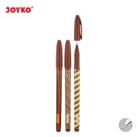 Ball Pen / Pulpen / Pena Joyko BP-208 / Batique 4 / 0.7 mm