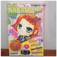 Komik Nakayoshi - Edisi No. 85