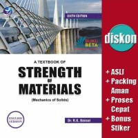 A Textbook of Strength of Materials (English Version) - Bansal