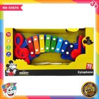 Mickey Mouse Rainbow Xylophone - NB-03676