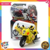 Robot Moto Deforming - NB-03657
