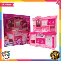 Disney Princess Kitchen Design - NB-03659